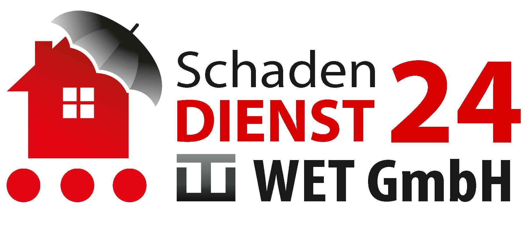 Schadendienst24 SD Wet Logo